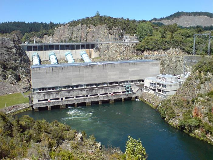 Ohakuri Hydro Power Station
