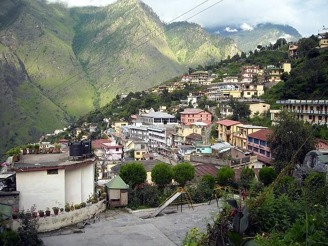 Joshimath India  city photos : town , pilgrimage , hill station