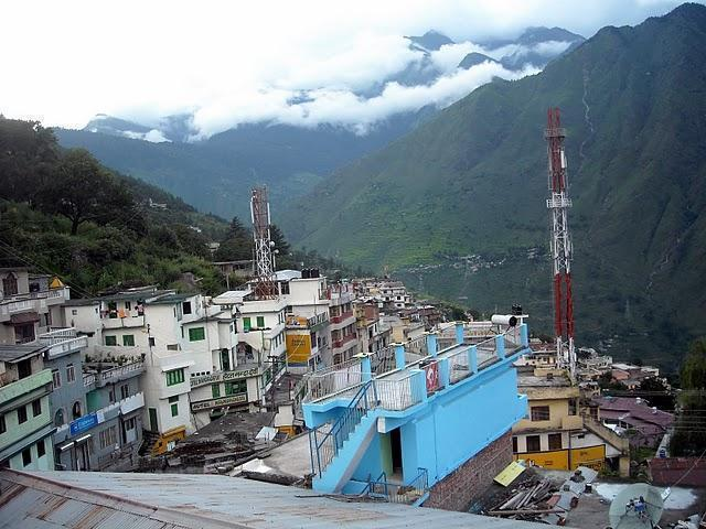 Joshimath India  City pictures : town , pilgrimage , hill station