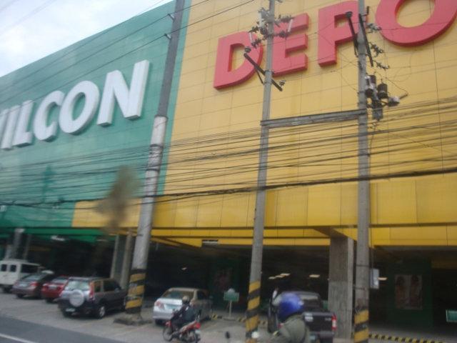 Wilcon depot libis quezon city for Home depot sister companies