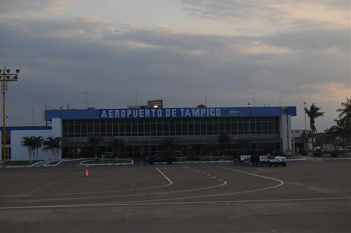 Toyota Corpus Christi >> General Francisco Javier Mina International Airport - Tampico