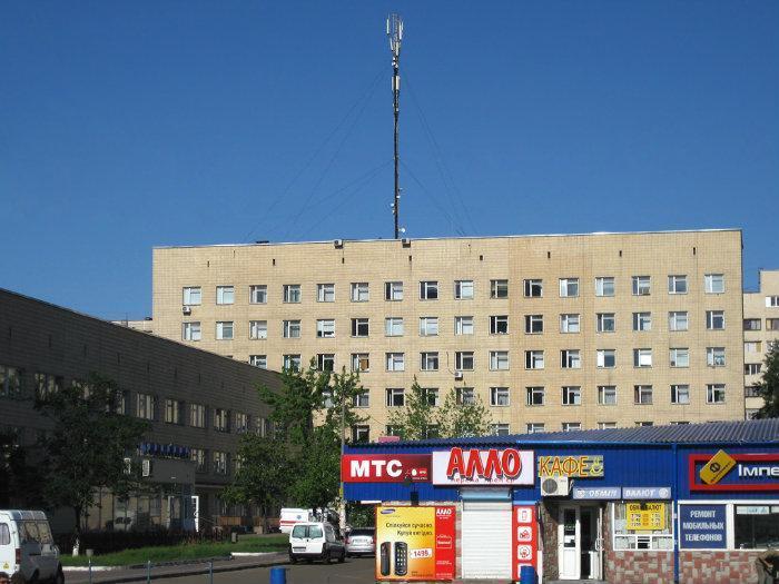 Больница имени боткина в спб