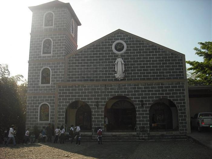 Nuestra Señora De Lourdes: Nuestra Señora De Lourdes Parish