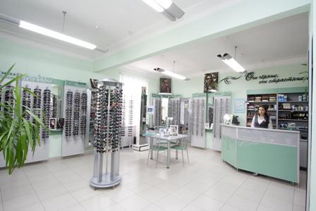 Салон оптики модная оптика