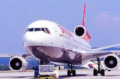 Swissair Flight 111 Crash Site