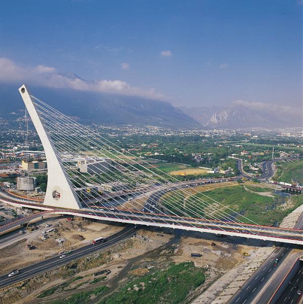Bridge Puente De La Unidad