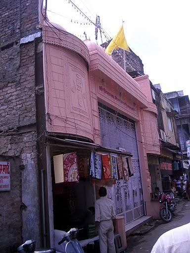Digambar Jain Bada Mandir - Kanpur