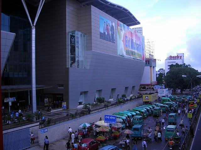 Z Square Mall Kanpur (Largest Shopping Mall of UP) - Kanpur