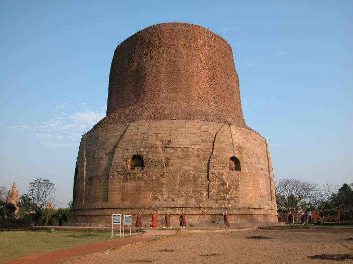 Dhamekh Stupa, Sarnath - Varanasi