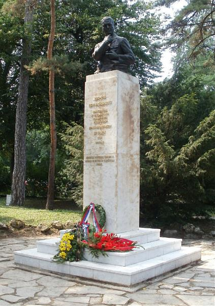 Spomenik Arcibaldu Rajsu Beograd