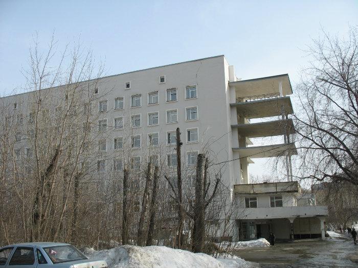 Вилонова детская поликлиника