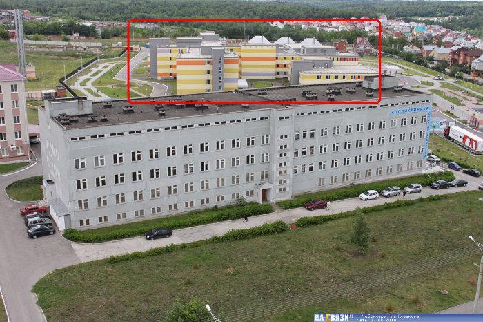 Диспансер Красногорск