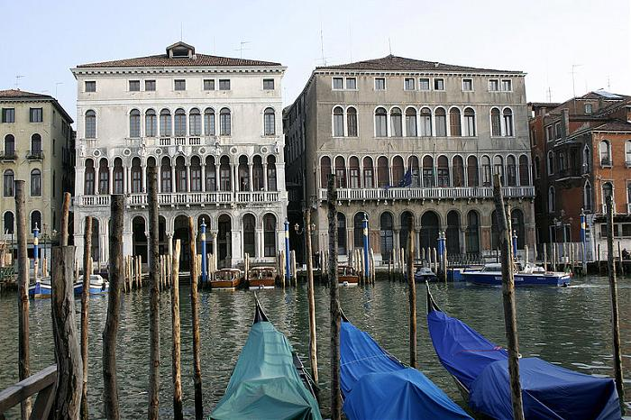 Palazzi loredan et farsetti mairie de venise venise for Hotel venise piscine interieure