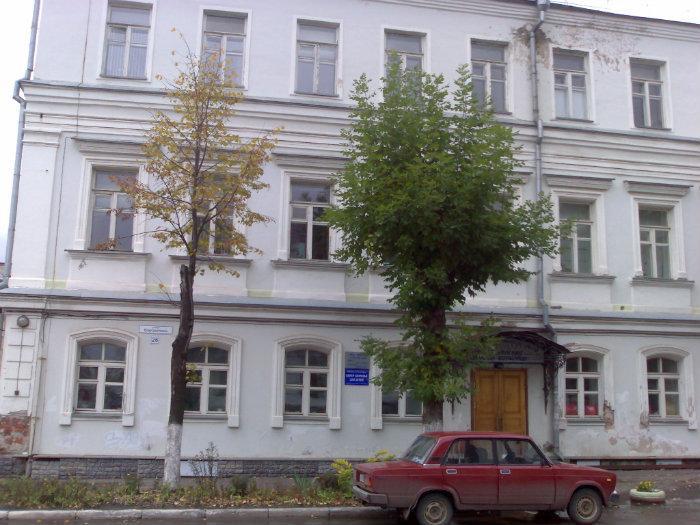 Детская поликлиника академическая метро