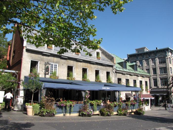 Restaurant terrasse jardin nelson communaut for Jardin nelson montreal menu