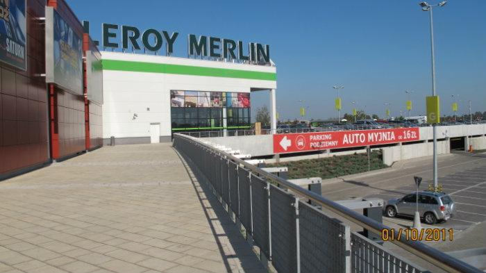 Leroy Merlin Lodz