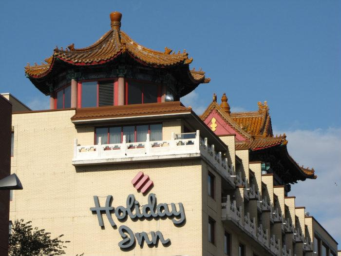 Chinatown Holiday Inn Select