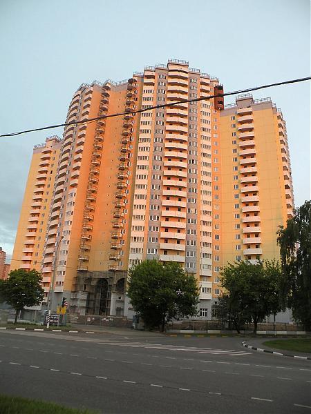 23 25 этажный панельный дом серии и 155н