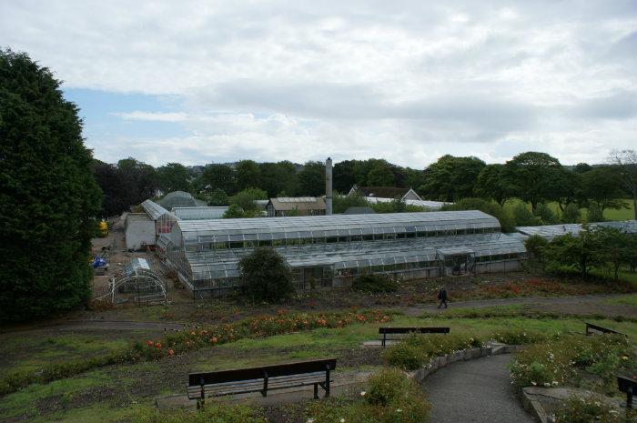 David Welch Winter Gardens Aberdeen