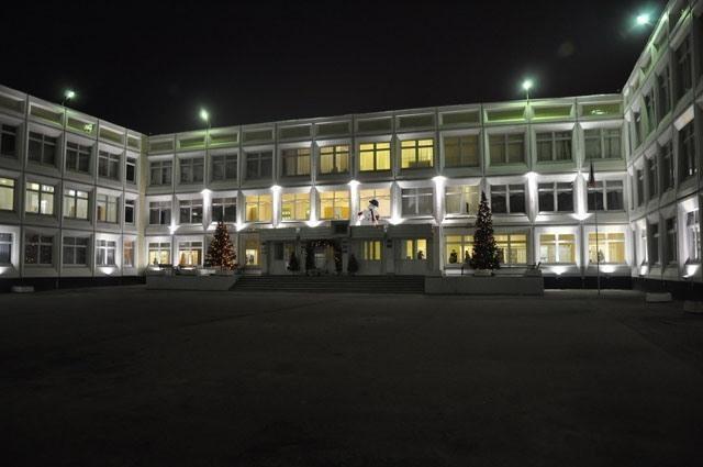 Школа 473 капотня фото