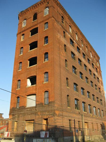 Triangle Building - Toledo, Ohio