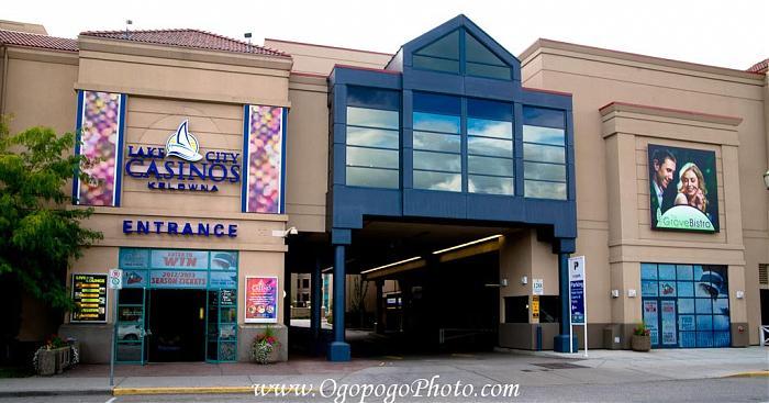 Lake City Casino Kamloops