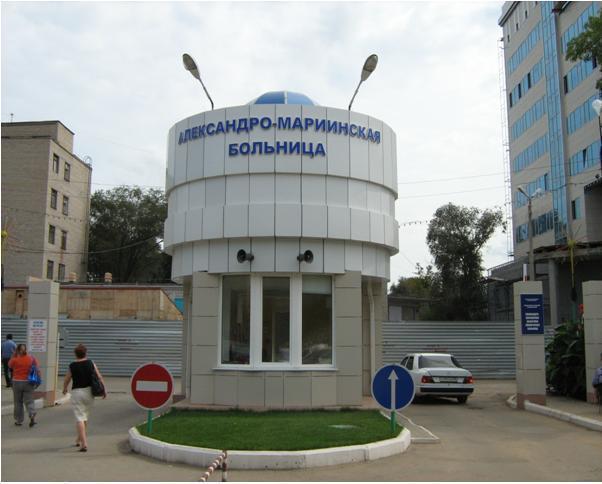 Выпал из окна больницы москва