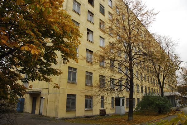 Городская больница 50 москва метро