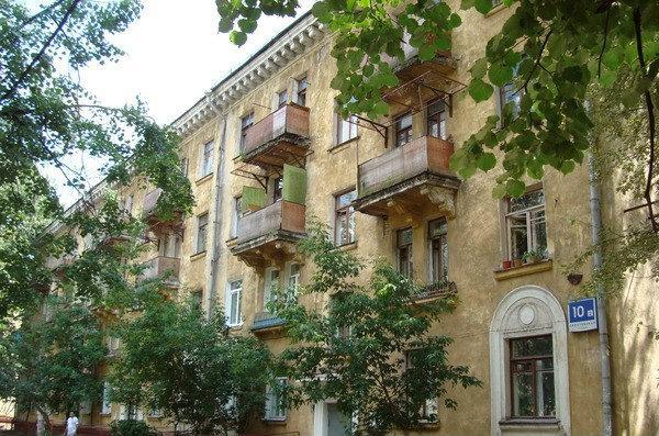 Квартира саратовская улица дом 3 корпус 4