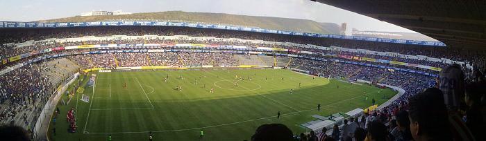 Estadio Corregidora - Santiago de Querétaro 7debff2cf57d3
