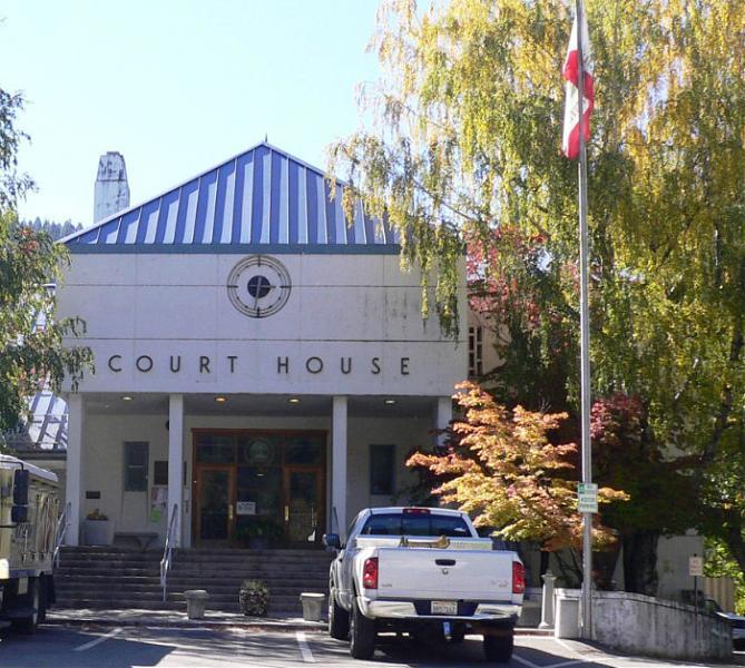 Sierra county courthouse downieville california for La porte municipal court