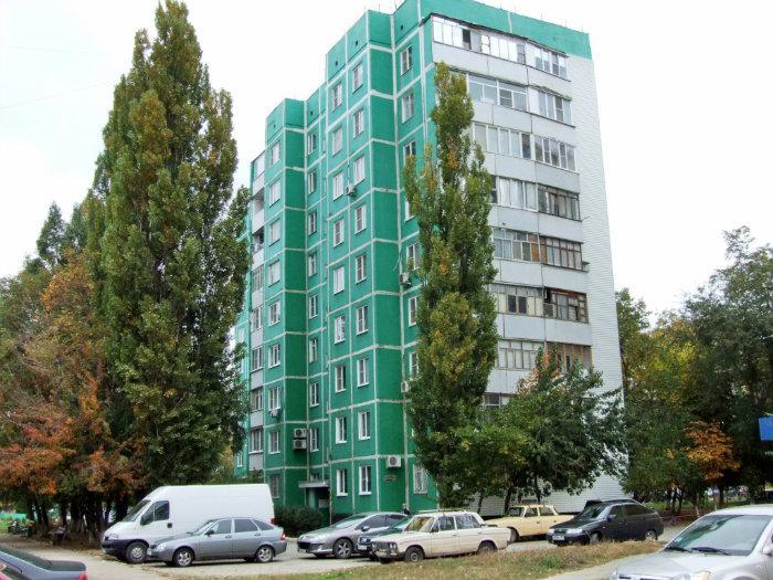 Волгодонск проспект Курчатова, 13 на карте