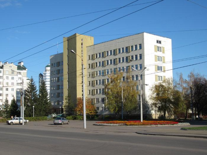 Вологодская новая детская областная больница