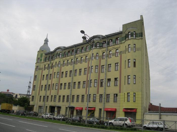 Дом м н молодяшина санкт петербург
