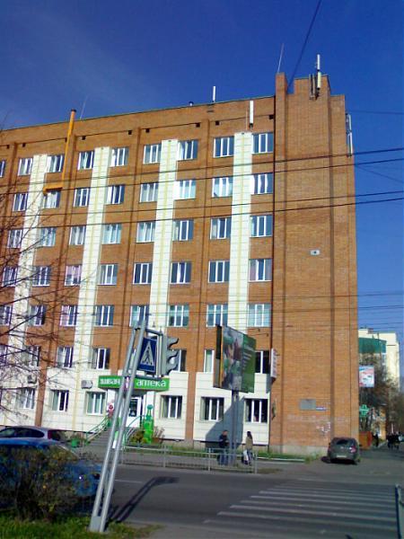 Детская поликлиника дзержинск ленинского комсомола