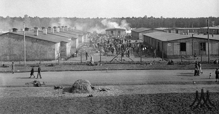 Nazi Architecture: 10 Unsettling Relics of the Third Reich ... |Concentration Camps Buildings