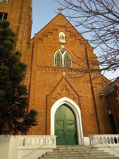 iglesia san patricio: