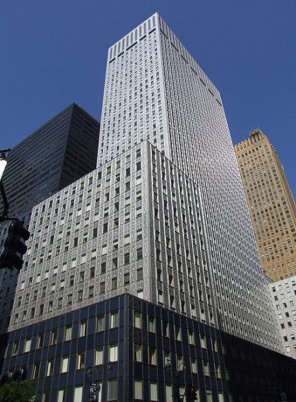 Socony Mobil Building New York City New York