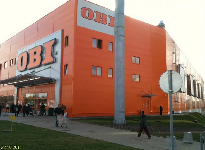 Гипермаркет «ОБИ Боровское» - Москва: wikimapia.org/17126481/ru/Гипермаркет-«ОБИ...