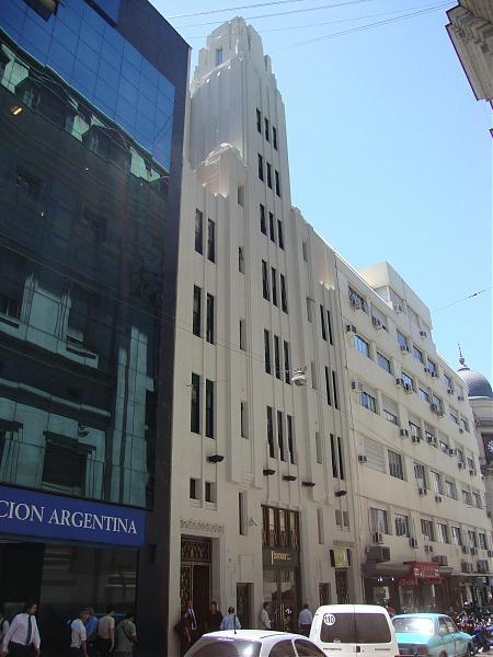 Banco de c rdoba sucursal 101 buenos aires buenos aires for Art deco hotel buenos aires