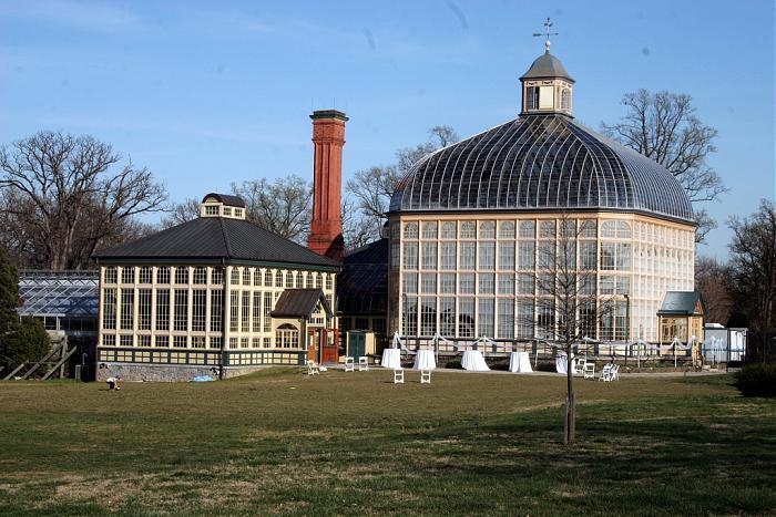 Howard Peter Rawlings Conservatory And Botanic Gardens