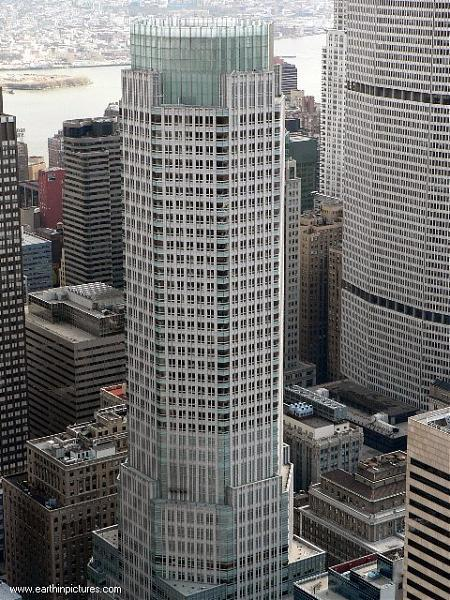 J P Morgan Chase Co Interim World Headquarters New York City New York
