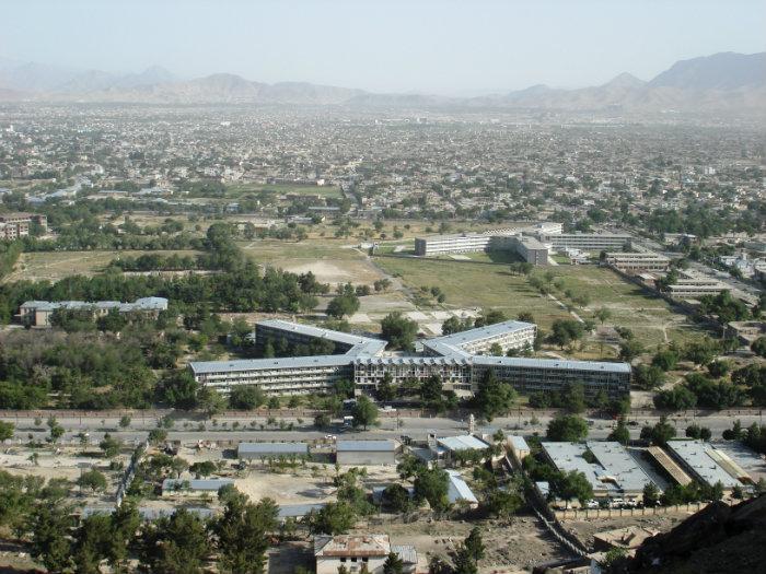 Kabul University - د کابل پوهنتون - Kabul