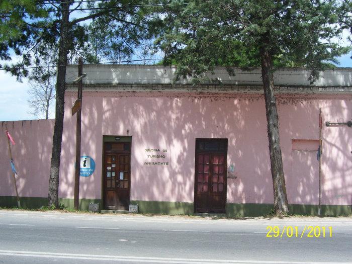 Oficina de turismo de anisacate anisacate for Oficina turismo cordoba