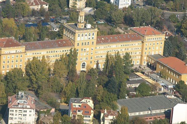 Резултат с изображение за химически факултет софия