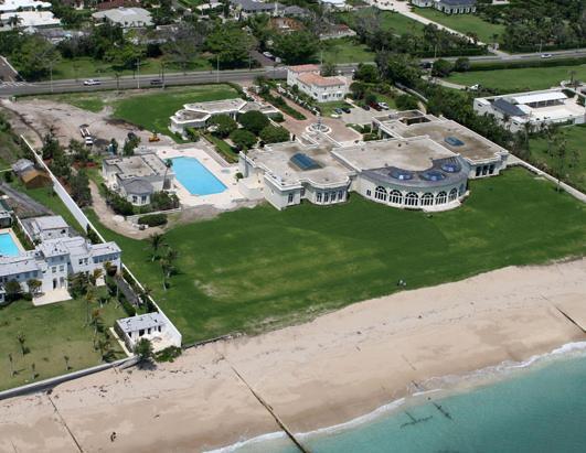 Donald Trump Property (sold) - Palm Beach