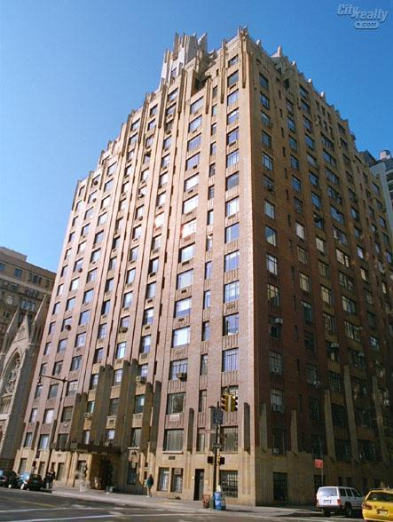 55 central park west new york city new york for Central park apartment new york