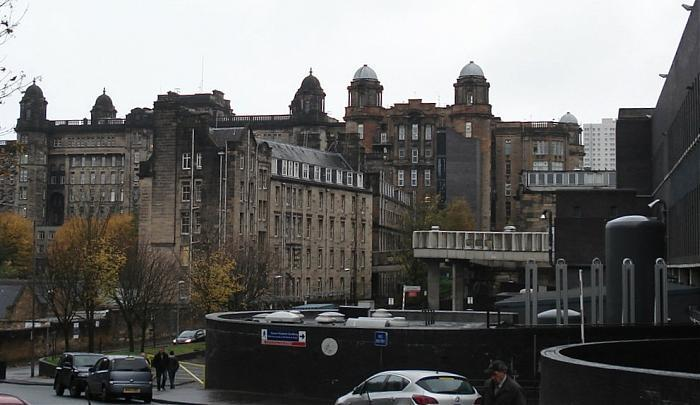 Glasgow Royal Infirmary Glasgow