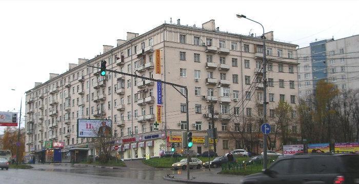 Ул маршала василевского дом