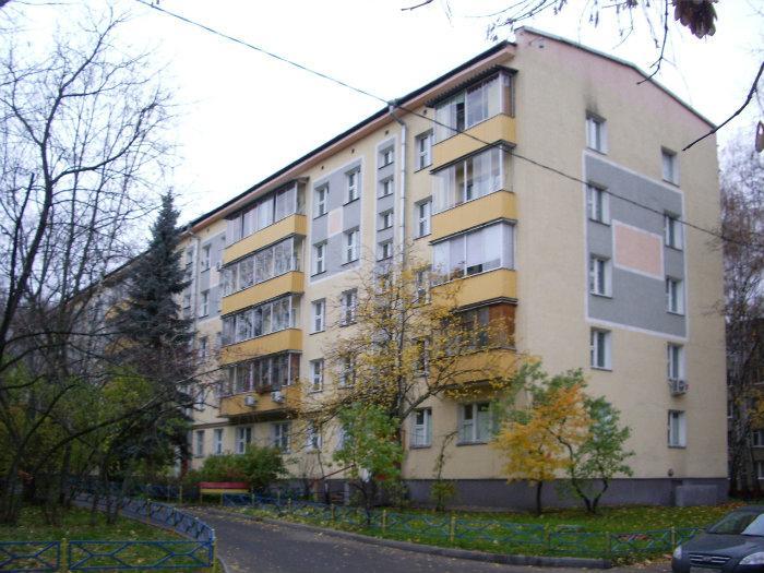 Типы и серии домов в москве - страница 39 - москва - форум о.